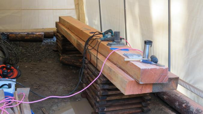 The joist work bench